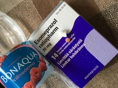 Herään aamu kuudelta lääkkeitä varten joten kurkusta alas menee nämä jonkun juoman ja jugurtin tai puuron seurana!