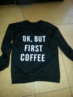 uusi paita ! Teksti on niin osuva !